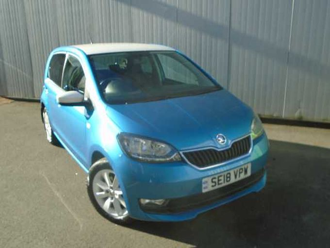 SKODA Citigo 1.0 MPI 60PS Colour Edition Hatchback 5d HB